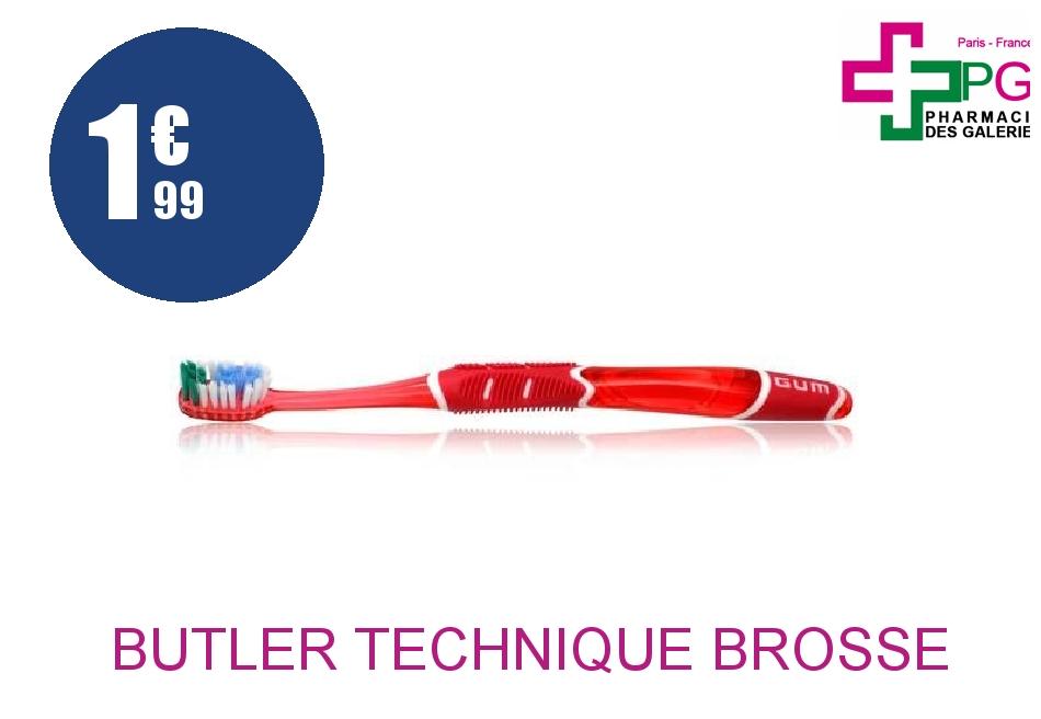 butler micro tip 470 brosse dents full soft. Black Bedroom Furniture Sets. Home Design Ideas