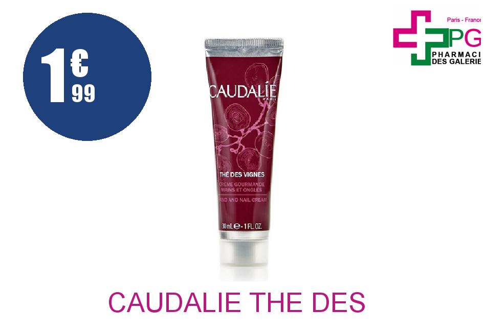 CAUDALIE THE DES VIGNES MAINS 15 ML