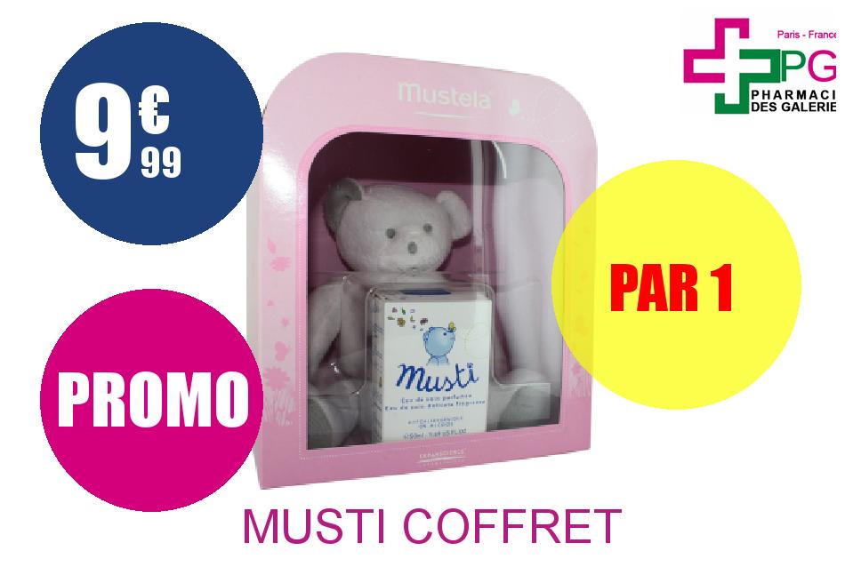 MUSTI COFFRET